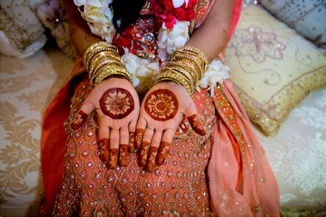 henna tattoo indian bride indian wedding decoration