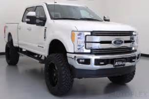 2017 ford f 250 lariat white for sale craigslist used