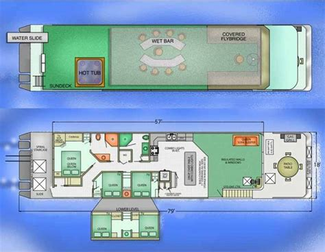 building a house boat diy houseboat plans building your own houseboat
