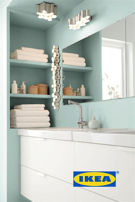 Ikea Bathroom Lighting Bejewel Your Bathroom With S 214 Dersvik Lighting Inspired By A Classic Pearl Necklace