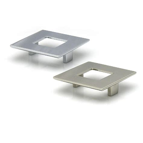 square polished chrome cabinet pulls 8 107106440 topex hardware 8 107106440 square pull with