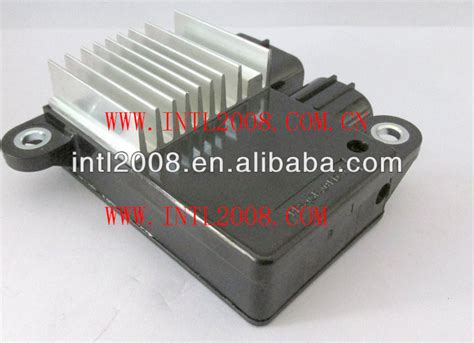 unit for resistor 5 pin module unit resistor for toyota radiator fan motor relay resistor blower motor