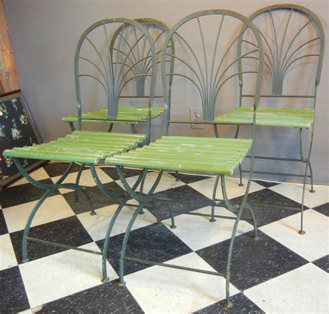 Mid Century Folding Chair by Mid Century Folding Outdoor Chairs Kitchensinspiration