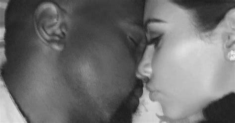 kim zolciak shares a sweet snap snuggling with husband kim kardashian shares sweet snap of husband kanye west