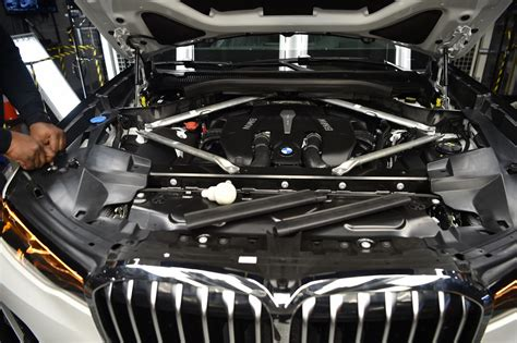 bmw options by vin 2019 bmw x7 g07 specs and options made official by vin