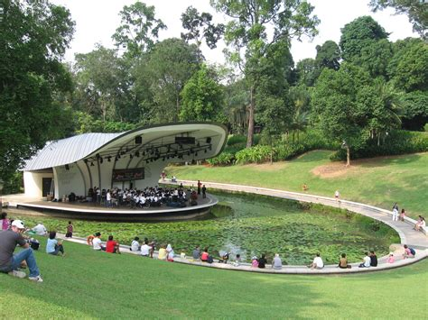 Botanical Gardens Singapore Singapore Botanic Gardens Named As World Heritage Site Showflat 65 6100 8806