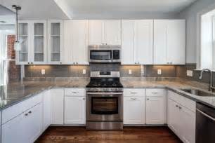 White Kitchen Cabinet Designs by All White Kitchen Designs 2015 2016 Fashion Trends 2016 2017