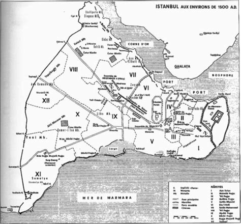 si鑒e de constantinople les grecs d istanbul apr 232 s la conqu 234 te ottomane