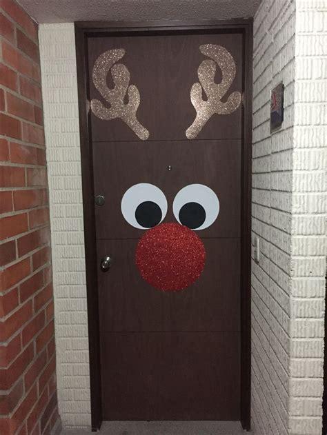 dibujos para decorar puertas de navidad best 25 puerta navidad ideas on pinterest decoracion de