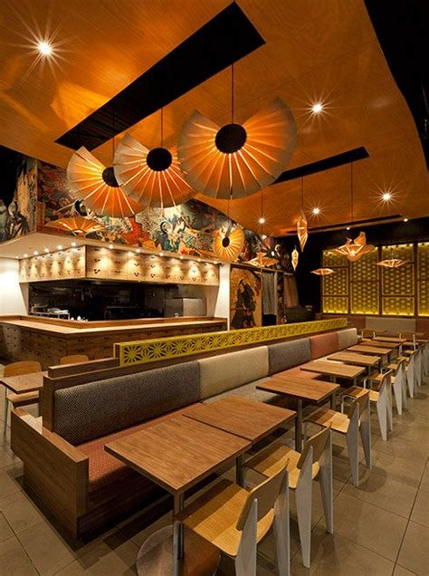 Sushi Interior Design by 38 Best Images About Japanese Restaurant On
