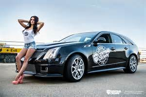 Cadillac Cts V Modified Central Crown Rally Season Two Mid America Car Tell