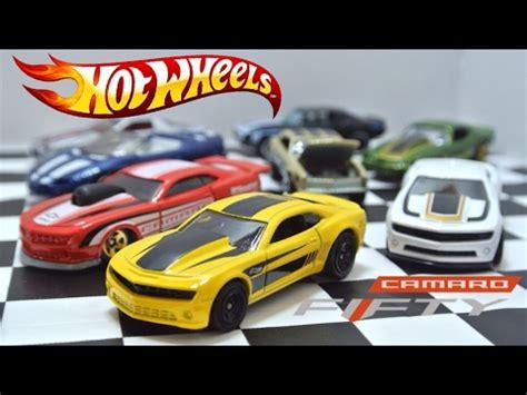 Hotwheels Camaro Series camaro fifty anniversary series wheels