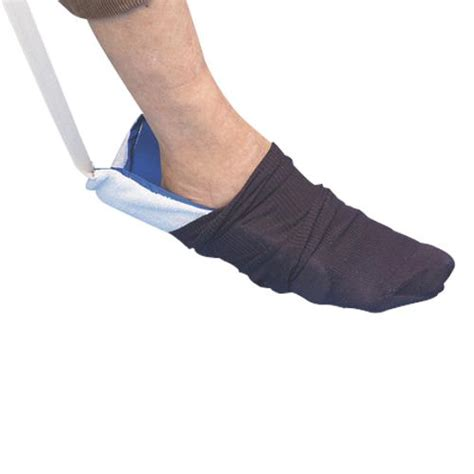 sock aid fablife deluxe two handle sock aid