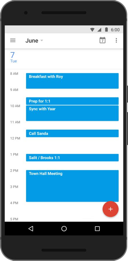 Calendar Android Calendar For Android Gains Find A Time Feature To