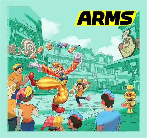 arms version  update