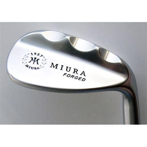 Wedge Custom Miura K Grind 1957 miura irons wedges japanese jdm golf clubs fairway