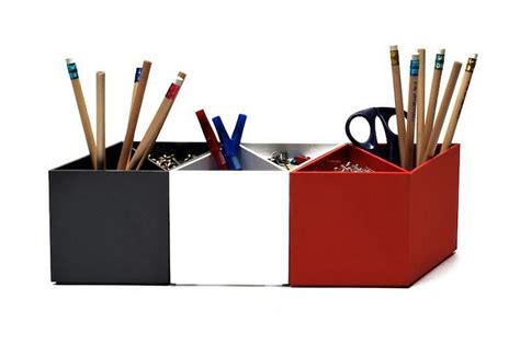 Modular Desk Organizer Rhombins Modular Desk Organizer Design Is This