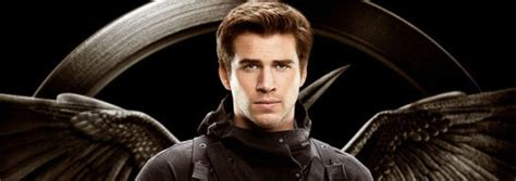 New Character Posters for MOCKINGJAY - PART 1 Highlights ... Liam Hemsworth The Hunger Games Character