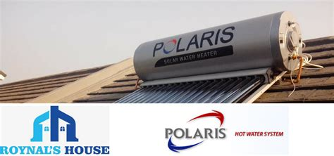 Water Heater Polaris roynal s house water heater line home appliances
