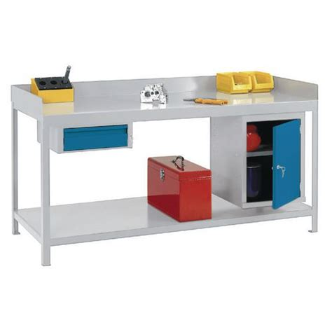 Workbench Drawer Kit by 1800x750 Bench St Top Cab Drawer Bs Lip Steel