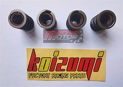 Per Klep Sonic per klep racing koizumi untuk sonic 150r tahan 20 000 rpm