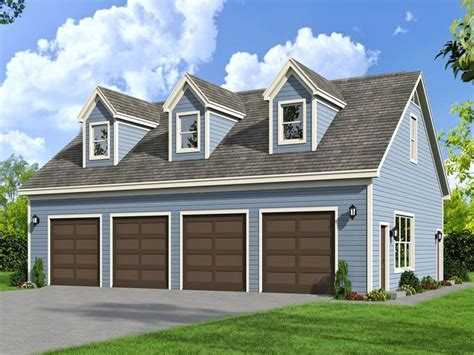 1000 images about 4 car garage plans on