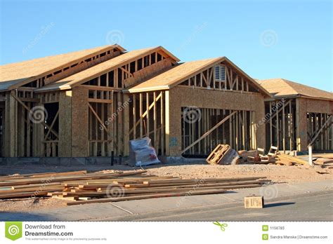 construction of a house house development stock photos image 1156783