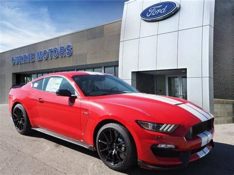 2017 ford mustang shelby gt350 coupe 2 door 2017 ford