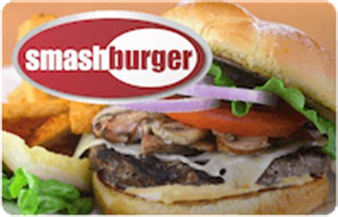 Smashburger Gift Card - buy smashburger gift cards discounts up to 35 cardcash