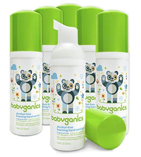 Baby Ganics Foaming Sanitizer Fragrance Free 250ml babyganics free foaming sanitizer fragrance free o
