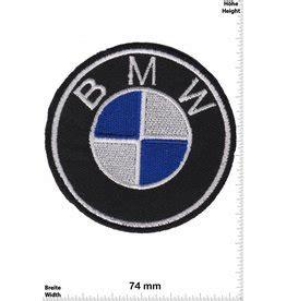 Bmw Aufkleber Rund by Auto Gr 246 223 Ter Aufn 228 Patch Shop Weltweit Patch