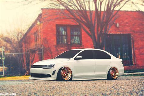 stanced volkswagen golf image gallery stanced vw