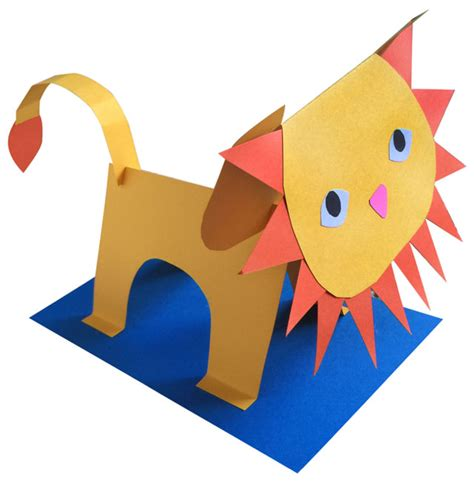 3d Paper Crafts For - 3d paper sculpture projects and craft
