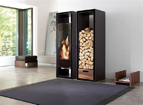 Fireplace With Built In Wood Storage by Wooden Storage Cabinets Hometone