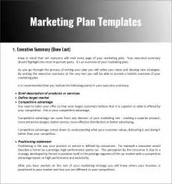 Marketing Plan Template by Marketing Strategy Planning Template Pdf Word