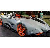 Incredible Lamborghini Egoista On Display In Germany  CAFE SpA