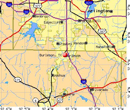 burleson texas map burleson texas tx profile population maps real estate averages homes statistics