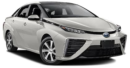 Current Toyota Incentives 2016 Toyota Mirai Incentives Specials Offers In Midwest