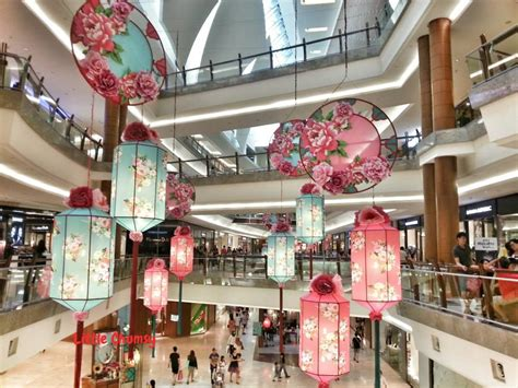 shopping ideas my favourite shopping mall decor this chinese new year