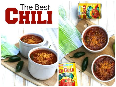 best chili the best chili recipe outnumbered 3 to 1