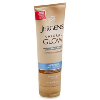 Review Jergens Glow by Buy Jergens 174 Glow 174 Firming Daily Moisturizer In