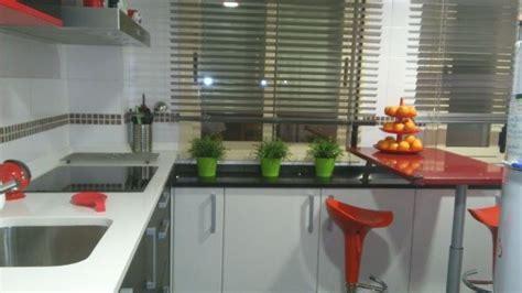 cocina moderna pequena casa web