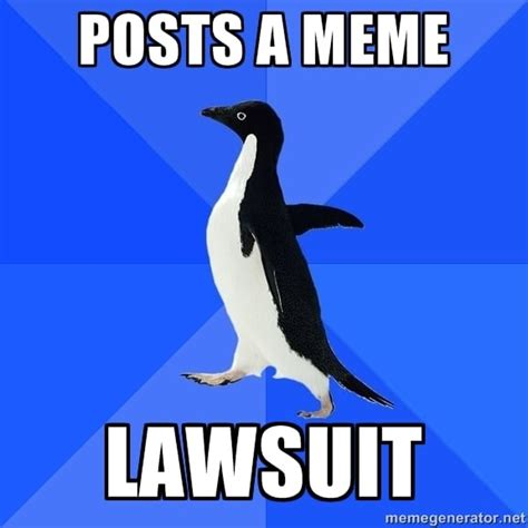 Copyright Meme - how copyright is killing your favorite memes the