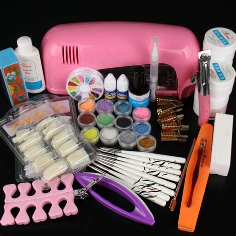 Acrylic Nail Supplies by Professional Nail Supplies Images