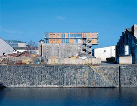 architekten münster architekten verlieren ihre scheu vor bunkern mit