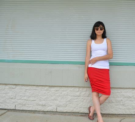 Tutorial On How To Cut The Rachel | how to make the rachel skirt on the cutting floor