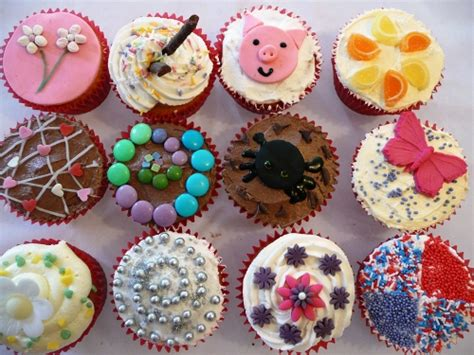 Cupcakes Decorated With by Cupcakes Decorated By Children 4 Manchester