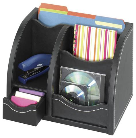 black leather desk accessories leather desk accessories organizers black leather desk