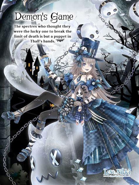 demons game love nikki dress  queen wiki fandom