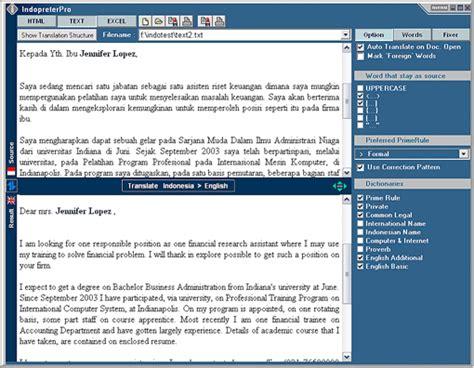 format rtf adalah dunia internet indopreter pro penerjemah perkalimat